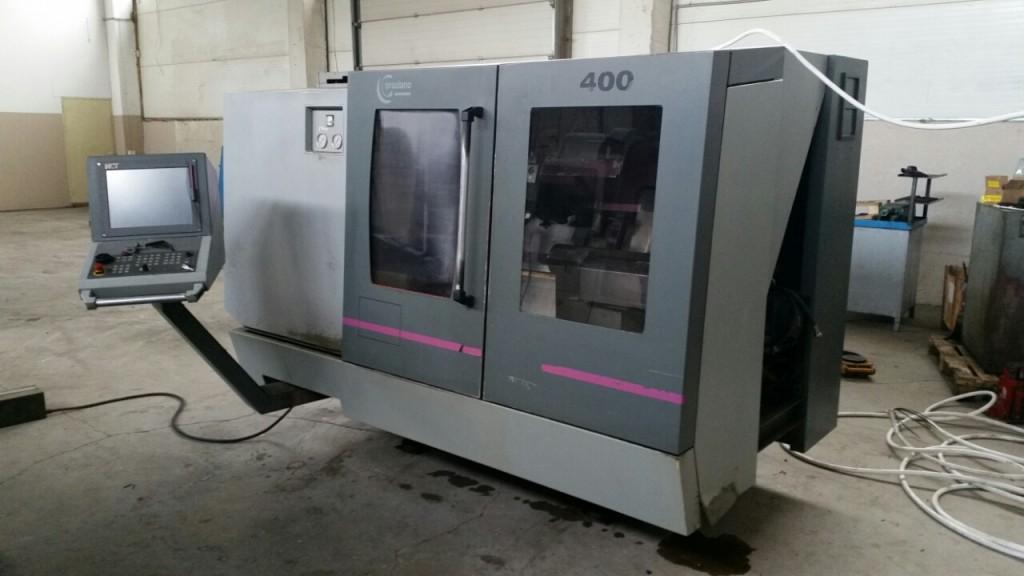 CNC Treimine: Maho Graziano 400 Max D- 300mm Max L- 700mm